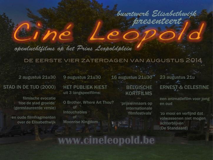 affiche-CineLeopold-verkort